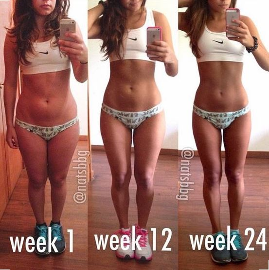 Military Diet - Before and After - Trina