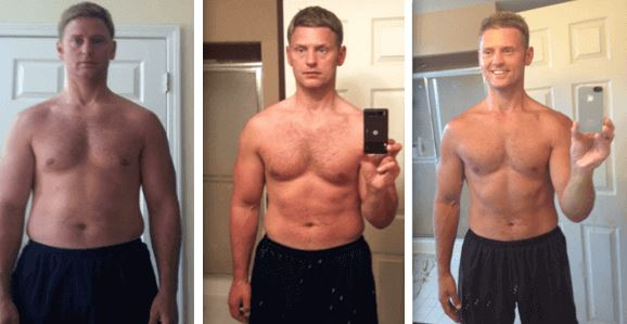 Military Diet - Before and After